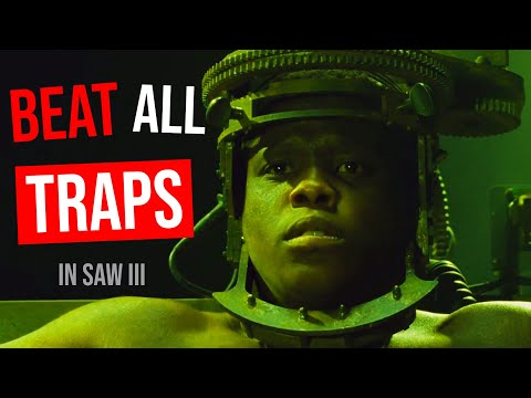 How to Beat Every Trap in Saw 3
