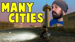 Many Cities | War Of The Walkers | 7 Days To Die Alpha 16 Let