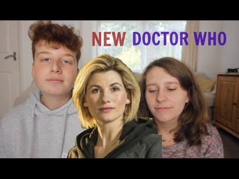THE NEW 13TH DOCTOR DISCUSSION: Jodie Whittaker & Female Doctors