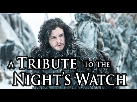 Among the crows - A Tribute To The Night's Watch (Seasons 1-5) - [Game of Thrones]