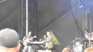 Bleachers - Dreams (Cranberries Cover) Live @ Lollapalooza 2014