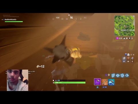Fortnite battle royale - can we do another 3P?