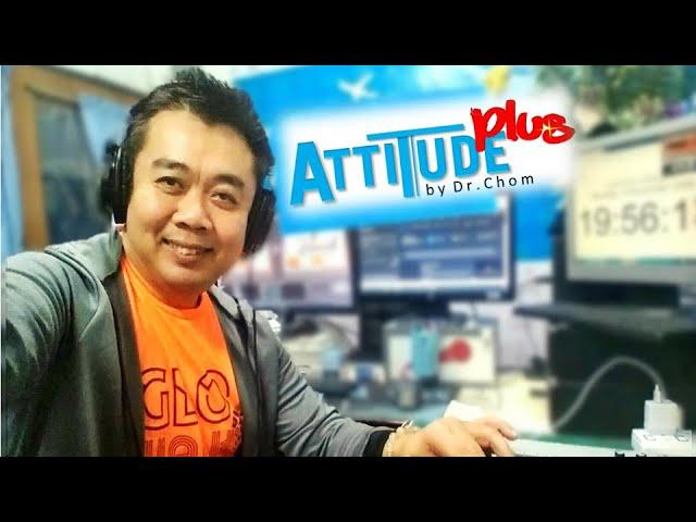 คิดบวกอย่างสร้างสรรค์ สร้างพลังให้ชีวิต Attitude Plus by Dr Chom EP 2