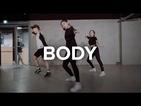 Body - Dreezy ft.Jeremih / Yoojung Lee Choreography