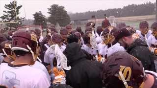 Salisbury Lacrosse 2014: We