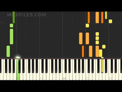 """HOW TO PLAY """"Piano In The Dark"""" BY Brenda Russell ON YOUR PIANO ?"""