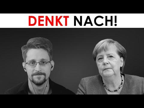 Diese Forderungen sind Dynamit für Geheimdienste, Merkel & Elite! Brandrede und Weckruf!