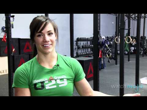 Reebok CrossFit Workout: The Sport of Fitness