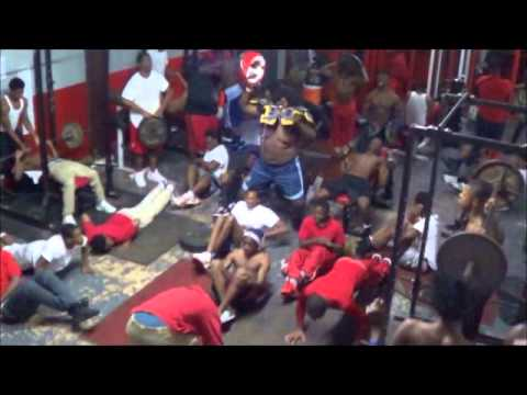 North Panola Football Harlem Shake Youtube
