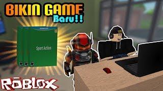 Roblox Indonésia | Bikin jogo Perdanaa Sim!!! 😻🤓