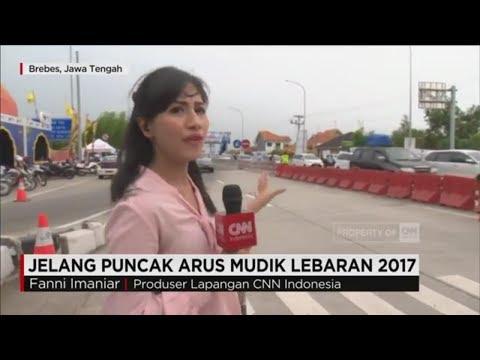 Rekayasa Lalulintas di Jalur Pantura Brebes, Jawa Tengah