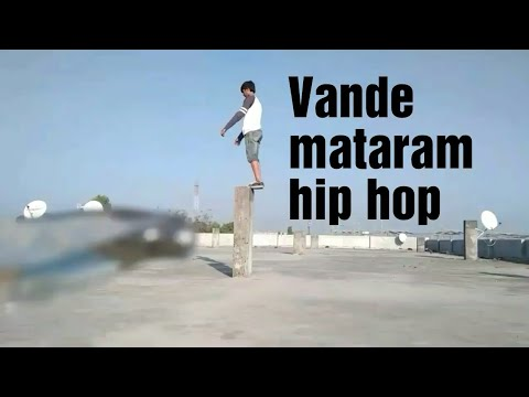Vande Mataram | Hip Hop Style By Kuldeep | Tribute to india | The Unique Crew