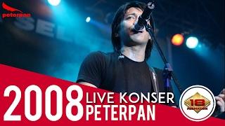 Gambar cover Live ' Peterpan ' Jamannya 'Andika' - Mimpi Yang Sempurna (Live Konser Rantau Prapat 6 Mei 2008)