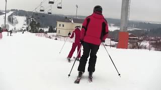 видео горнолыжные курорты подмосковья