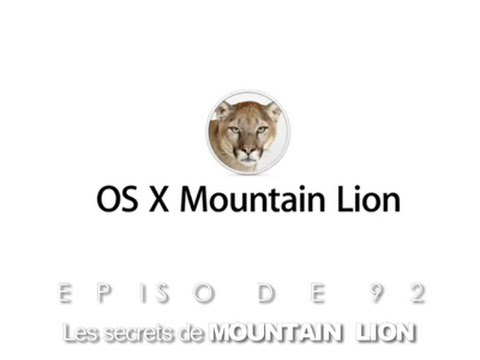 ORLM-92 : Les secrets de Mountain Lion