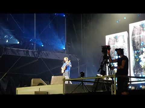 Ed Sheeran - Perfect (Live) Firenze Rocks 2019