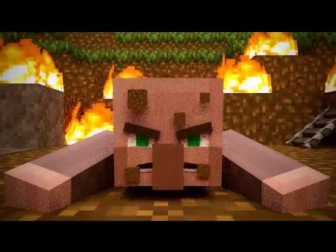 (Youth Digital Minecraft Animation) The Showdown