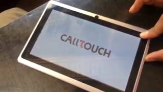 I touch tab video clip