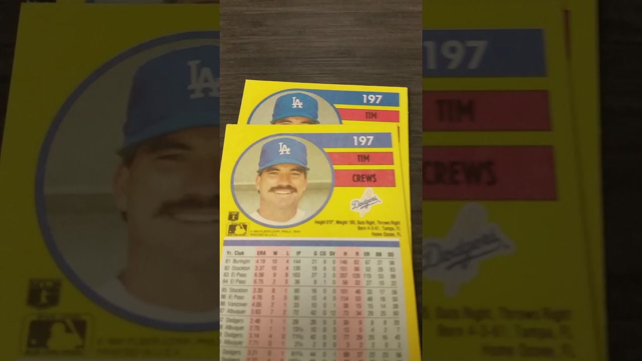 11417 Some 1991 Fleer Baseball Error Variation Cards