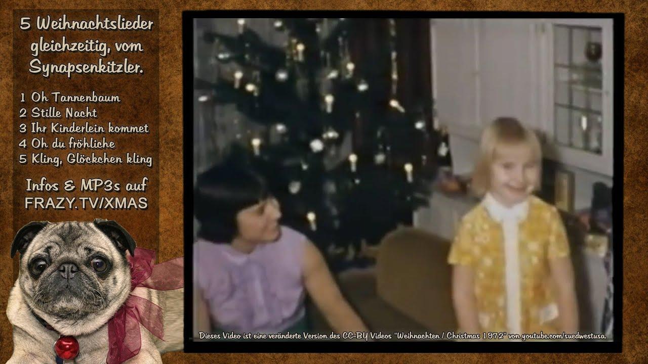 Beliebte Weihnachtslieder schief und gleichzeitig gesungen by ...
