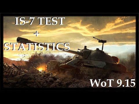 Видео Тест сервер wot stats orgplus support