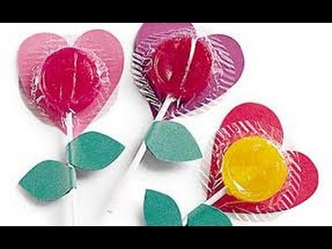 10 manualidades para san valentin youtube - Manualidades decorativas para el hogar ...