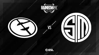 Evil Geniuses vs TSM – Bank – Rainbow Six Pro League – Season X – NA