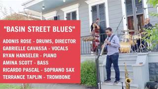 Basin Street Blues, Porch Sessions, New Orleans Jazz Orchestra
