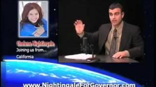Chelene Nightingale Constitutionist for Gov. California pt 2