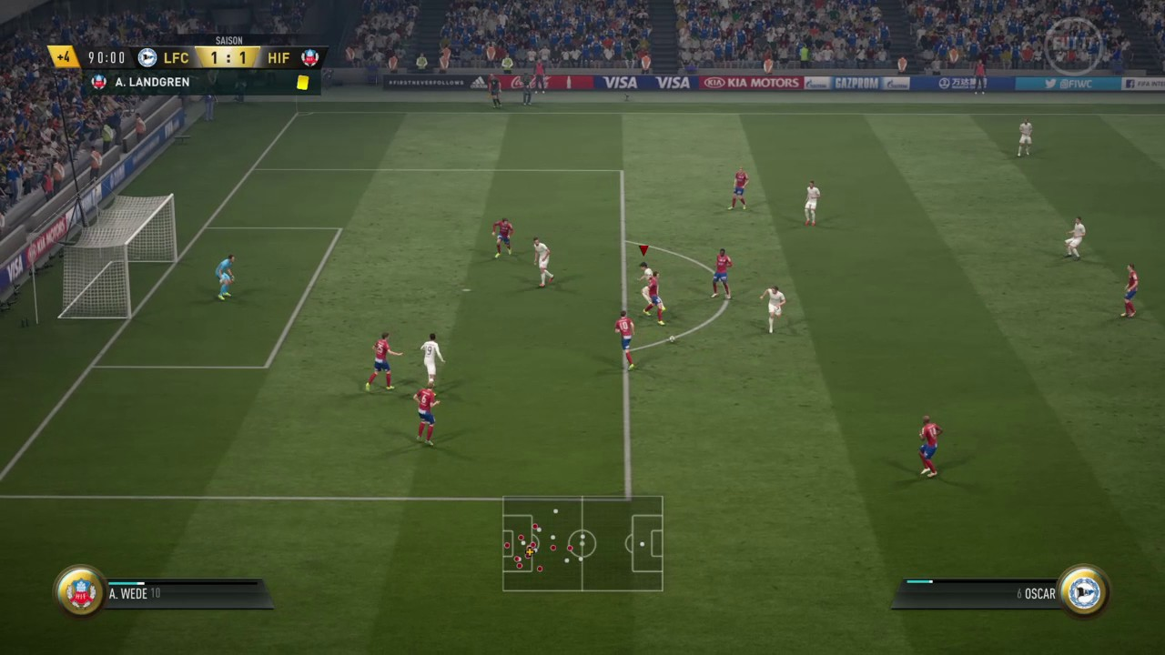 Fifa 17 Momentum