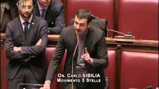 10/12/2013 M5S Carlo Sibilia