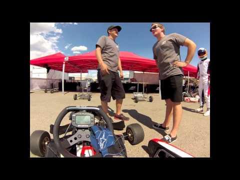 GoPro Hero 3 Testing at Grand Junction Motor Speedway