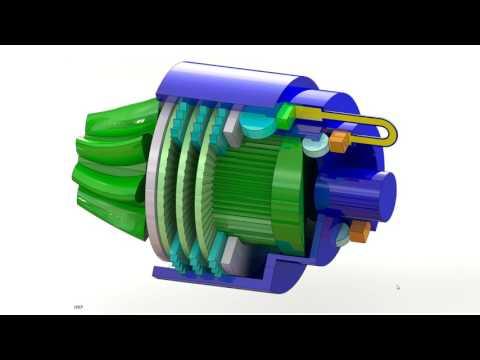 Ventilateur Embrayage Embrayage Refroidisseur Ventilateur Viskokupplung viskolüfter MAZDA b2500 1