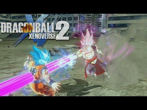 Legendary Super Saiyan Rosé Goku Black?! | Dragon Ball Xenoverse 2 PC Mods