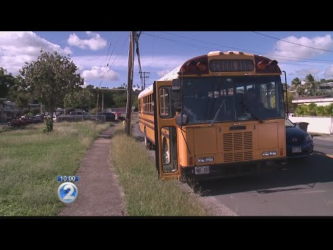 State forced to suspend, consolidate Maui school bus routes due to shortage of drivers
