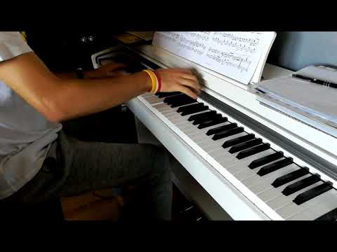 I'm So Excited - The Pointer Sisters (piano cover)