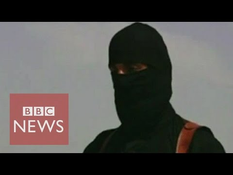Islamic State: Who is Jihadi John? BBC News