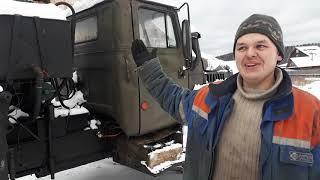 Запуск в хлам ушатанного Урала!!!