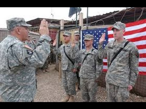 Request-Becoming A US Citizen By Joining The Military