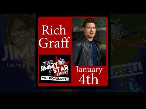 Actor/Producer Rich Graff | @DrJimmyStar @RonRussellShow #jimmystarshow #ROKU