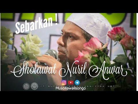 Ijazah Sholawat Nuril Anwar