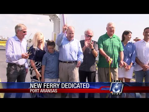 Port Aransas Ferry added to fleet