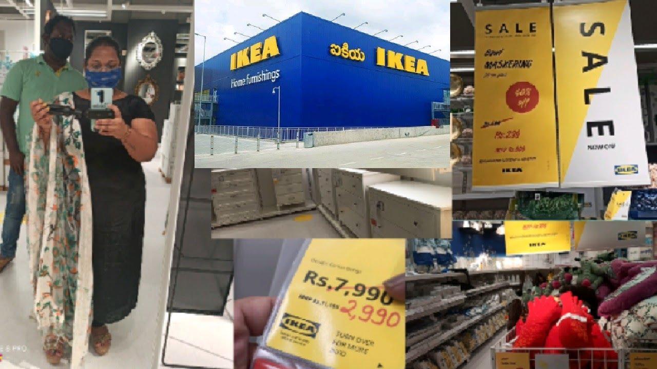 Ikea Lockdown Offers//Ikea Safety precautions//వెళ్ళాలనుకునే వాళ్ళు ఇవి గుర్తుంచుకొండి/2 hrs waiting