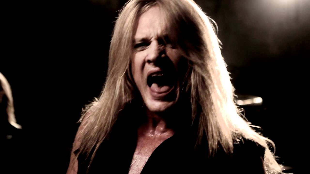 Sebastian Bach — Tunnelvision (Official Video)