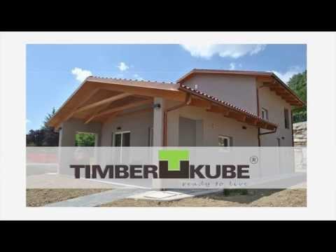 Timberkube - Costruzioni prefabbricate in legno