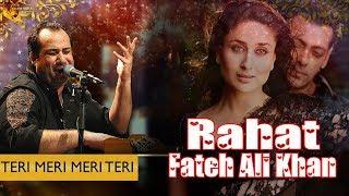 Gambar cover Teri Meri Meri Teri | Rahat Fateh Ali Khan | Romantic Song | Gaane Shaane