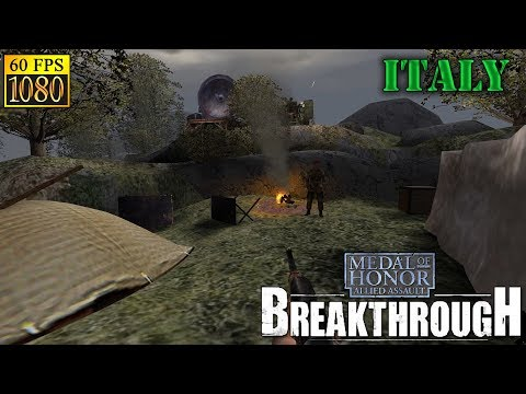 Medal Of Honor: Allied Assault: Breakthrough. Part 3