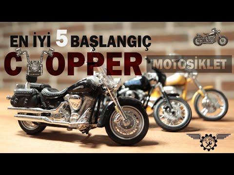 Başlangıç İçin Fiyat - Performans En iyi 5 Chopper-Cruiser Motosiklet