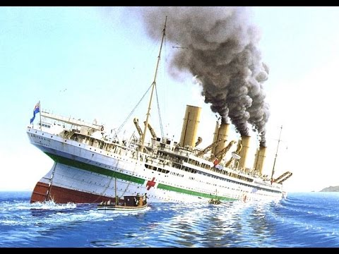 The Lost Of The Big Ship : Transportation Documentary Films