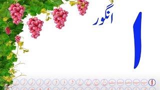 alif   alif song   alif phonics   aasaan urdu alif bay